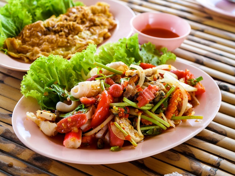 List of most common Thai dishes in Bangkok