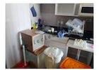 Smile Clean BKK - Deep cleaning a messy kitchen in a condo at Bangsue, Bangkok