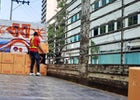 Smile Clean BKK - Big day for packing and moving at Sathorn, Bangkok