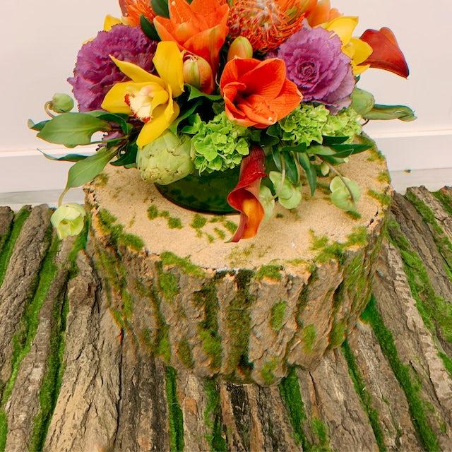 ThanksGiving Colored Arrangement Velene's Floral