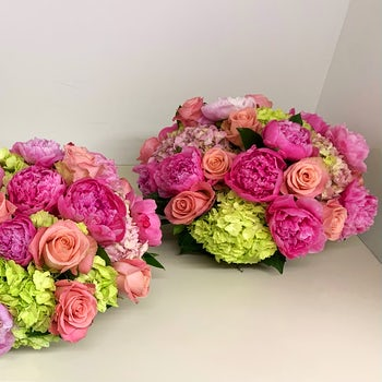 Three is better than One! Floral Round Pieces Velene's Floral