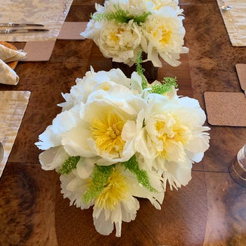 Bountiful Florals, On Dining Table Velene's Floral
