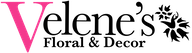 Velene's Floral Logo