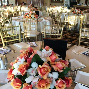 Ethereal and Elegant Roses and Orchids Velene's Floral