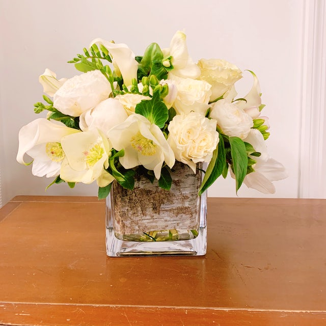 Winter is Coming! Peonies, Calla Lilies, Anemones, Roses Velene's Floral