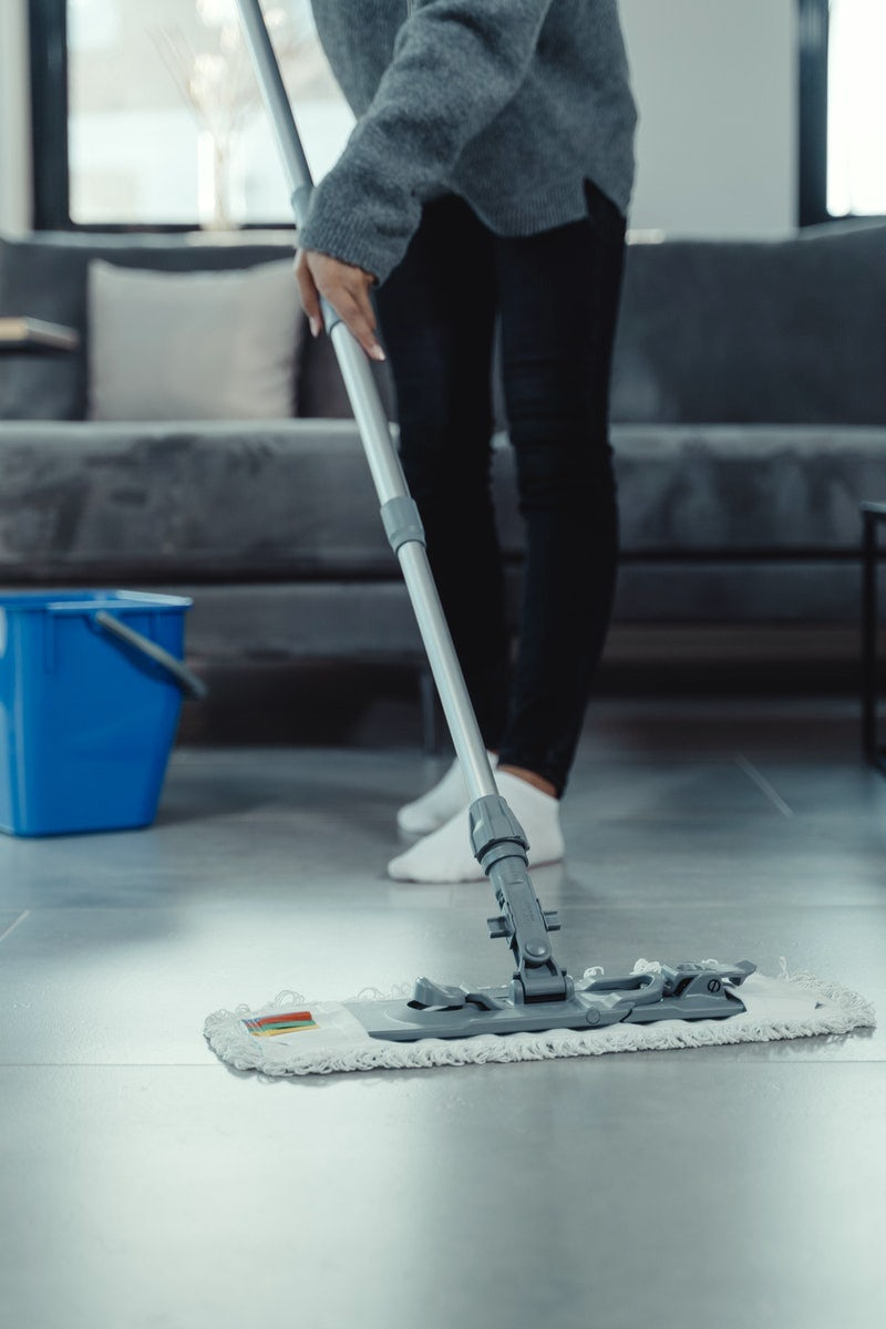 Best tricks to clean and sparkle tile floors in Bangkok