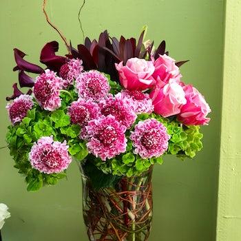 Shades of Purple Velene's Floral